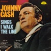 Sings I Walk the Line, Johnny Cash