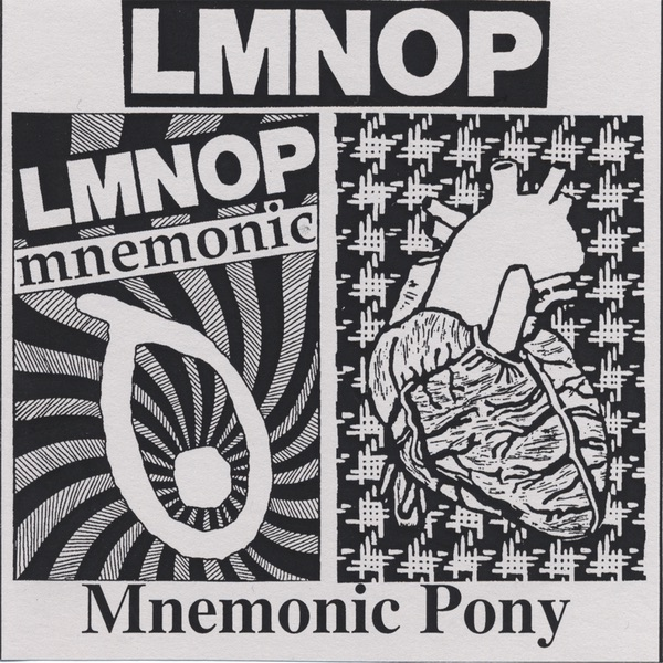 Mnemonic Pony LMNOP CD cover