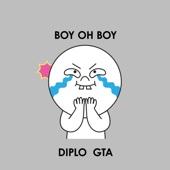 Boy Oh Boy - Single cover art