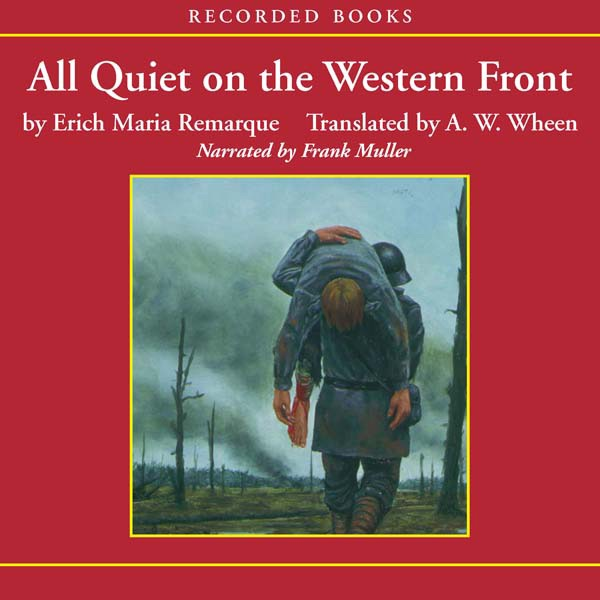 A review of all quiet on the western front by erich maria remarque