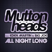 All Night Long (Radio Edit) [feat. Eden Martin & Big Joe] - Single