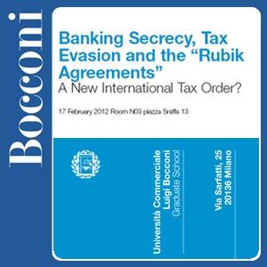 A New International Tax Order
