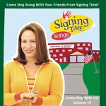 Signing Time, Vol. 13 - Welcome to School