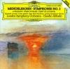 "Mendelssohn: Symphony No. 2 (""Lobgesang"")"