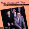 Travelin Light  - The Page Cavanaugh Trio
