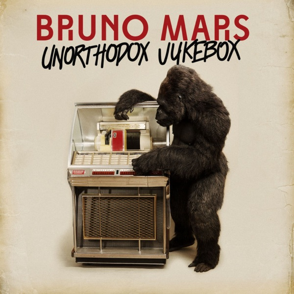 Unorthodox Jukebox Bruno Mars CD cover
