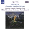 Grieg: Orchestral Music, Vol. 5
