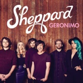 Sheppard - Geronimo artwork