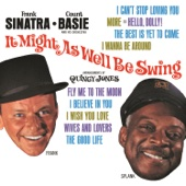 Frank Sinatra & Count Basie and His Orchestra - It Might As Well Be Swing  artwork