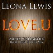 L.O.V.E.U. (New Remixes) - Single