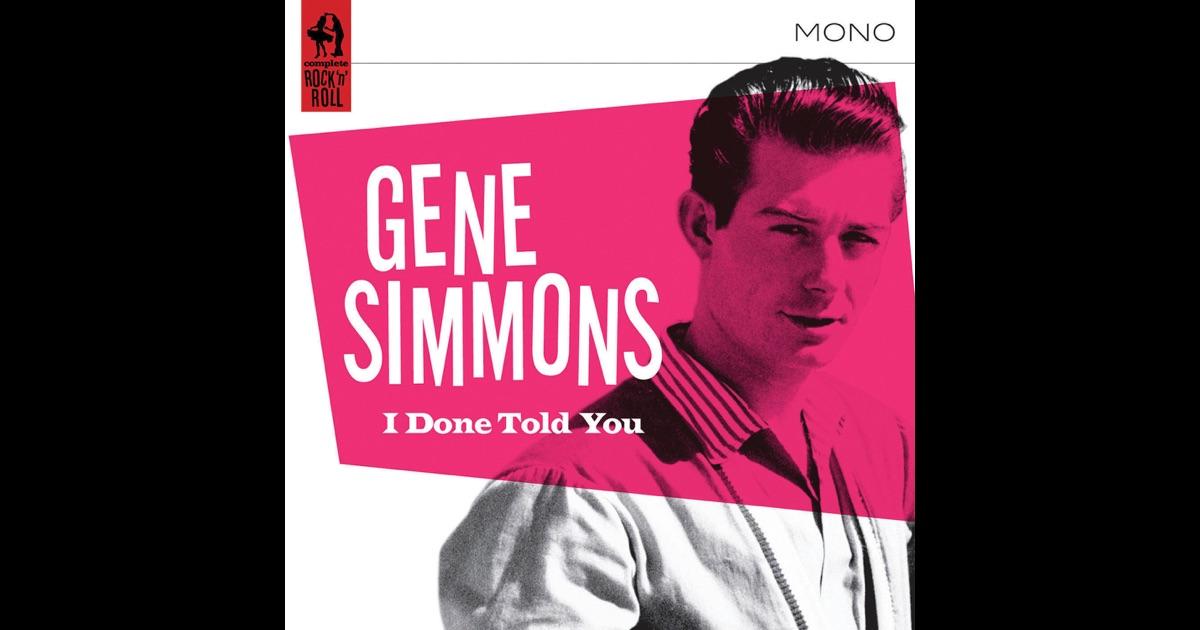 Jumpin Gene Simmons Haunted House
