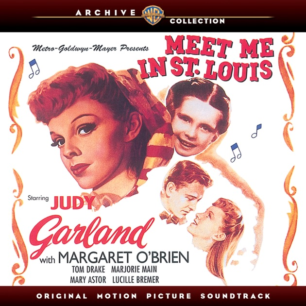 The Trolley Song - Judy Garland & The M-G-M Studio Chorus