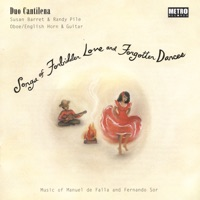Picture of Songs of Forbidden Love and Forgotten Dances by Randy Pile