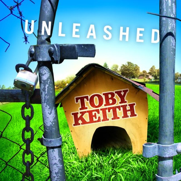 Unleashed Toby Keith CD cover