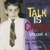 Talk Is Cheap, Vol. 4, Henry Rollins