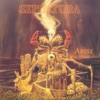 Sepultura - Orgasmatron Album Cover