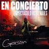 Espectáculo Homenajes (En Directo), Gerson Galván