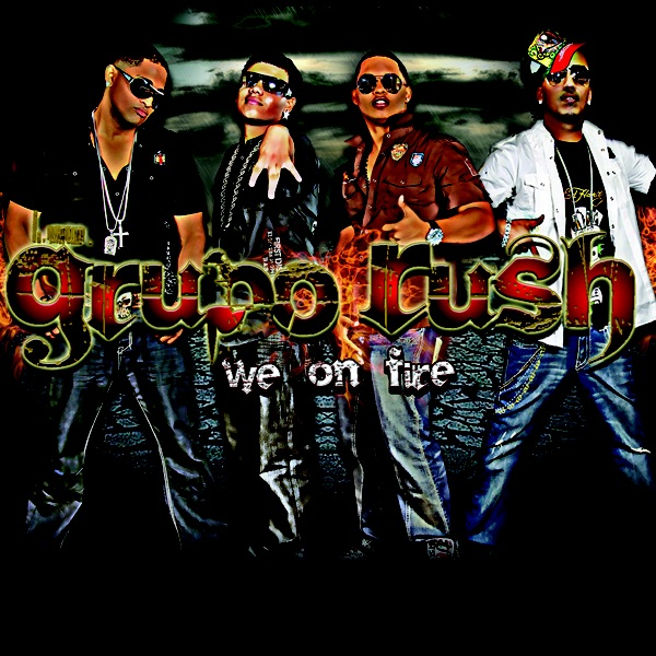 Grupo Rush - We On Fire (2009) [MP3 @192 Kbps]