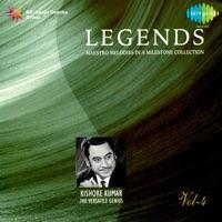 Legends: Kishore Kumar - The Versatile Genius, Vol. 4 - Kishore Kumar & Leena Chandavarkar