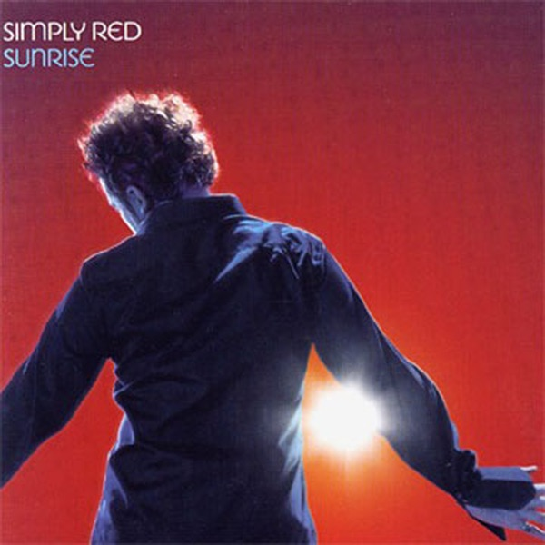 Sunrise european single album cover by simply red for Simply singles