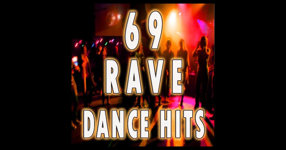 69 rave dance hits top electro trance dubstep breaks for Best acid house albums