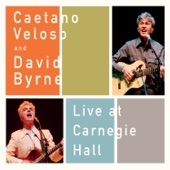 Caetano Veloso Live At Carnegie Hall With David Byrne