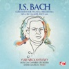 J.S. Bach: Concerto for Piano & Orchestra No. 2 in E Major, BWV 1053 (Remastered) - Single, Moscow Chamber Orchestra, Yuri Nikolayevsky & Andrei Gavrilov