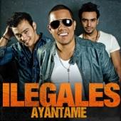 Ilegales - Ayantame (feat. El Potro Alvarez) ilustración