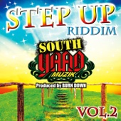 SOUTH YAAD MUZIK ''STEP UP RIDDIM Part.2'' - EP