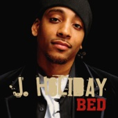 J. Holiday - Bed artwork