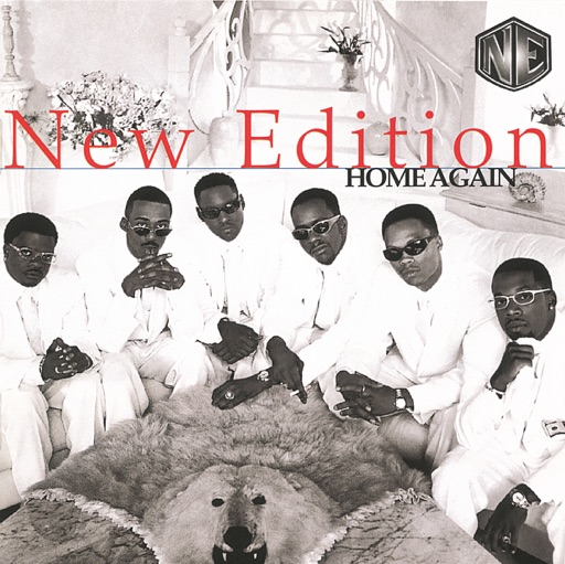 How Do You Like Your Love Served - New Edition