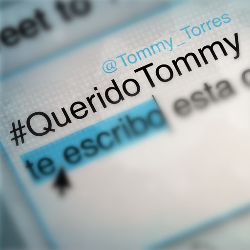 Tommy Torres - Querido Tommy