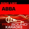 Sing Like Abba (Karaoke Performance Tracks)