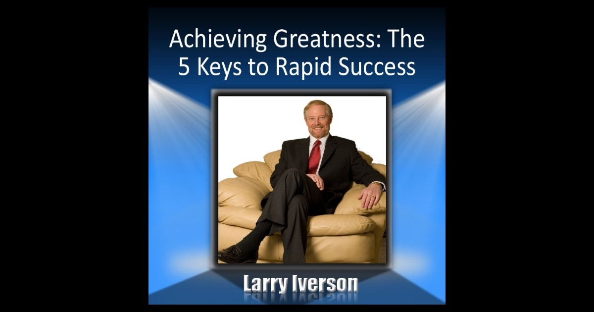 achieving greatness