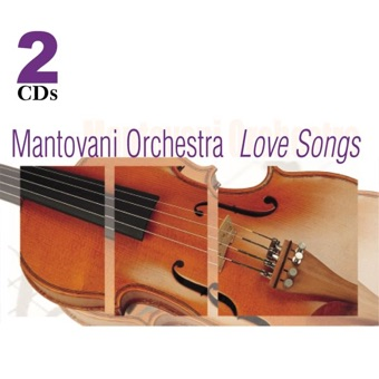 Mantovani Orchestra – Love Songs – The Mantovani Orchestra