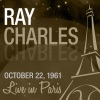Live in Paris, Ray Charles