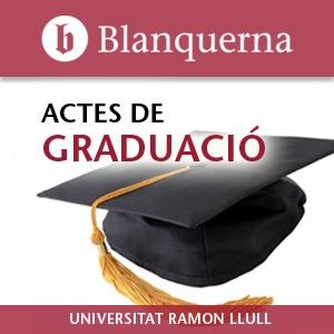 Actes de graduació Blanquerna - SD