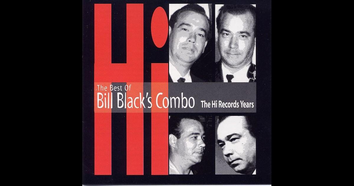 Bill Black's Combo Bill Black And His Combo Monkey-Shine / Long Gone
