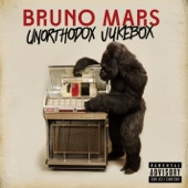 Bruno Mars - Unorthodox Jukebox  artwork