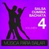 Música para Bailar. Salsa Cumbia Bachata (Volumen 4), Black and White Orchestra
