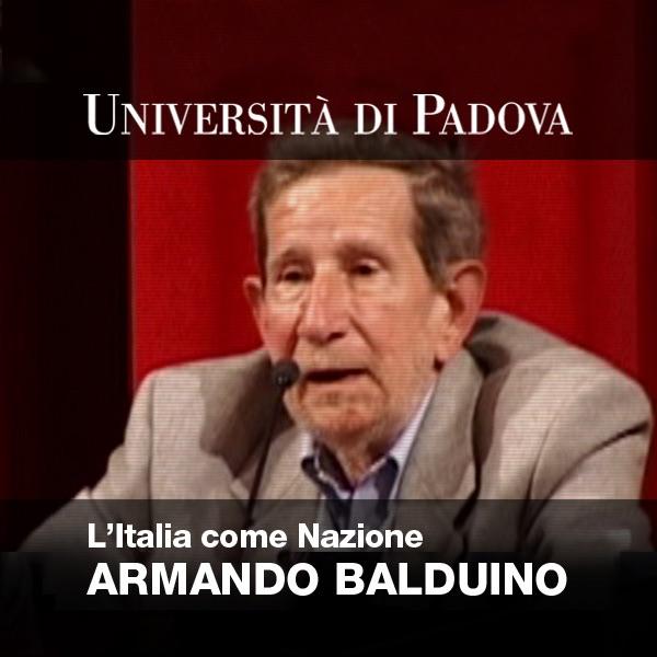 L'Italia come Nazione