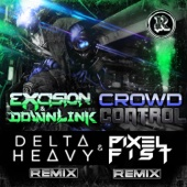 Crowd Control Remixes - Single cover art