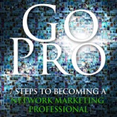 Go Pro - 7 Steps to Becoming a Network Marketing Professional (Unabridged) - Eric Worre Cover Art