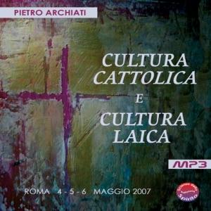 Cultura cattolica e cultura laica