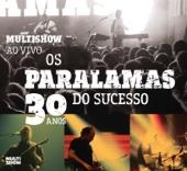 Os Paralamas do Sucesso - Multishow ao Vivo - Os Paralamas do Sucesso 30 Anos (Live)  arte