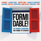Formidable (40 Franse chansons)  [Van Stromae Tot Aznavour] - Various Artists