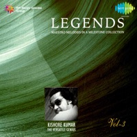 Legends: Kishore Kumar - The Versatile Genius, Vol. 3 - Kishore Kumar