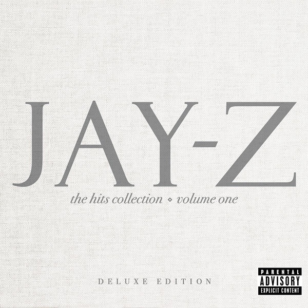 The Hits Collection Vol One Deluxe Edition with Videos JAY Z CD cover