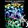 Phone Numbers (feat. Wiz Khalifa) (Remix) - Single, Kigity K AKA Kiggz