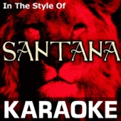 Karaoke in the Style of Santana - EP